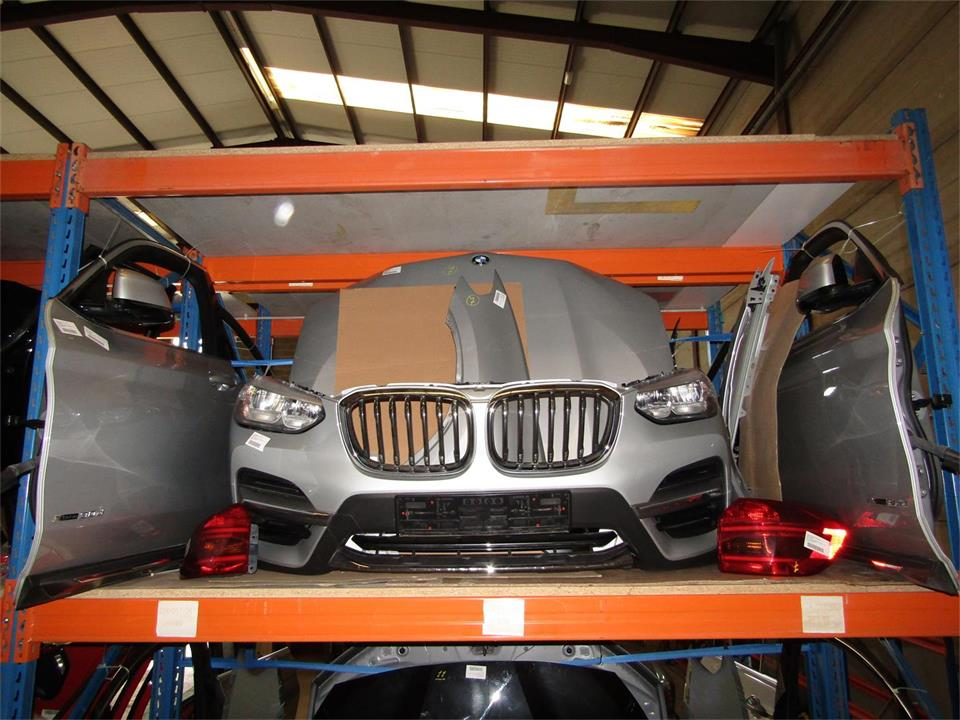 Bmw  X3 Xdrive (G01) Pack completo