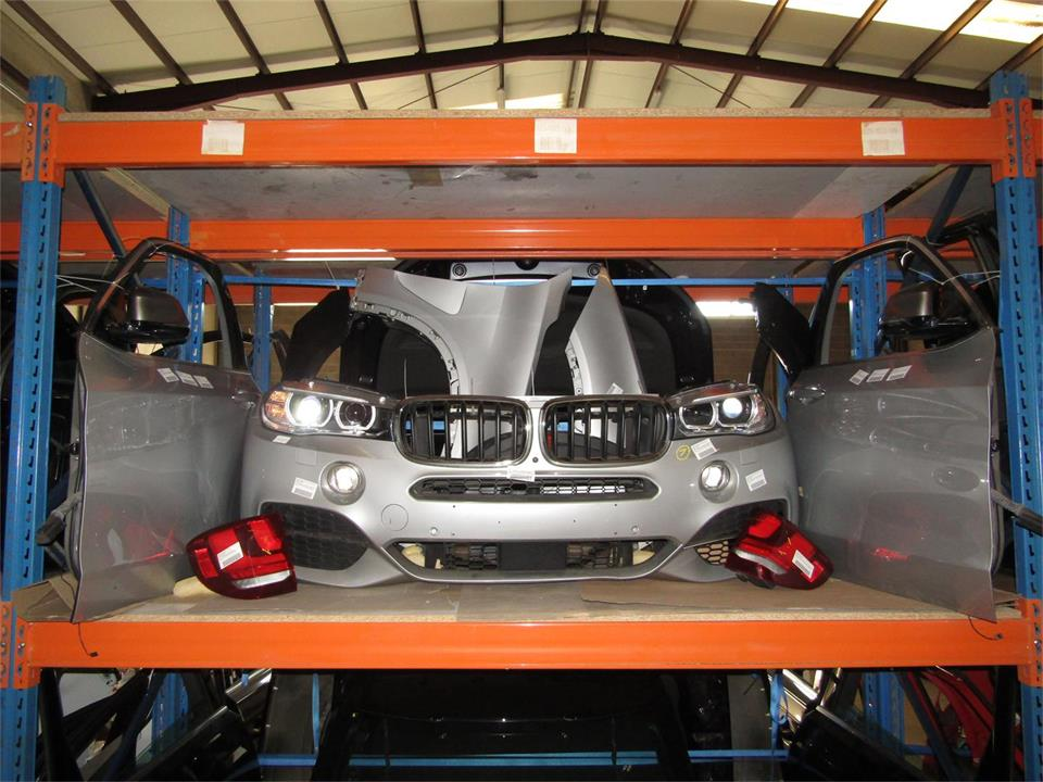 Bmw  X5 Pack M (F15/F16) Pack completo