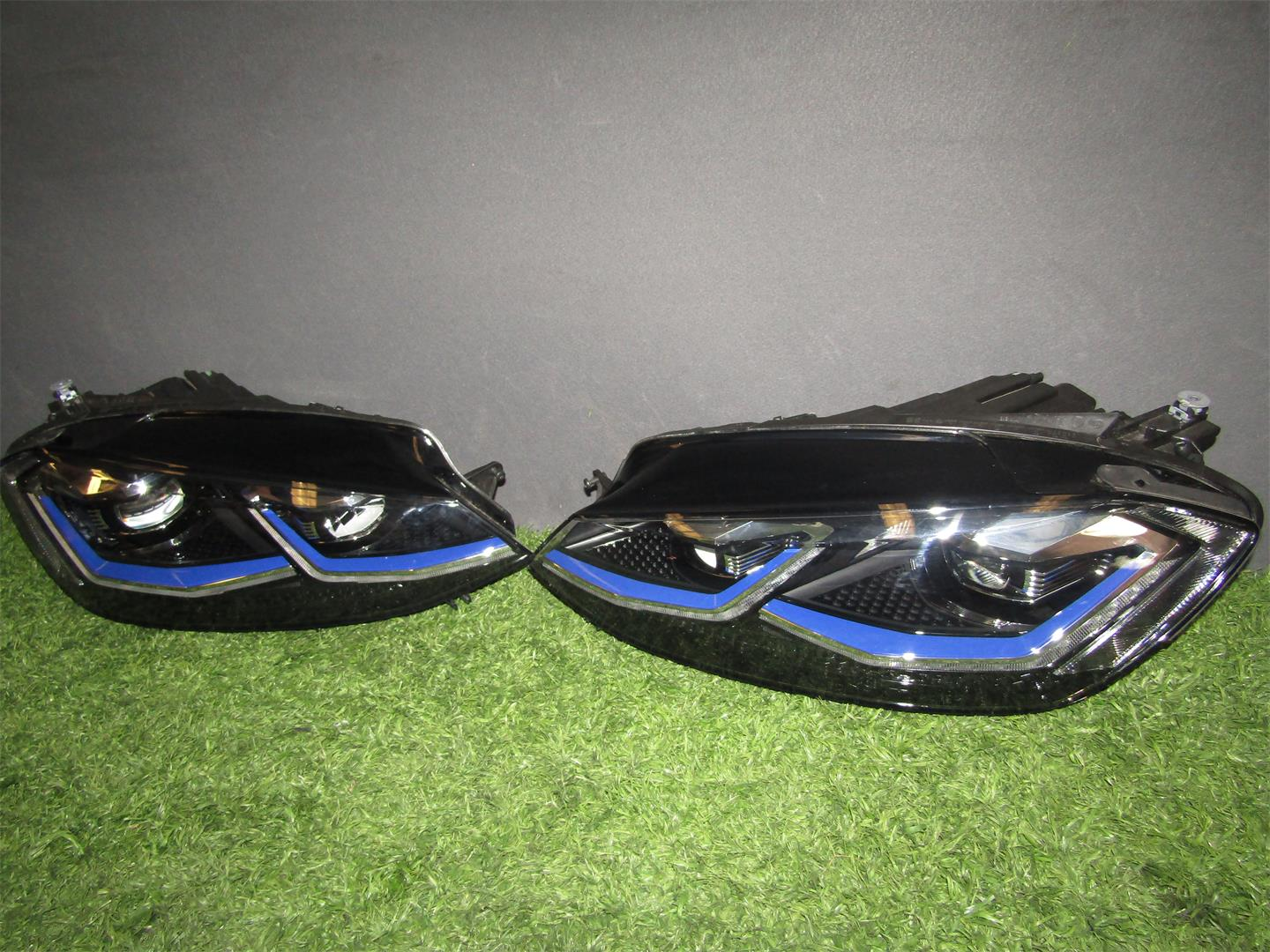Golf Mk7  E-Golf Faros delanteros full LED